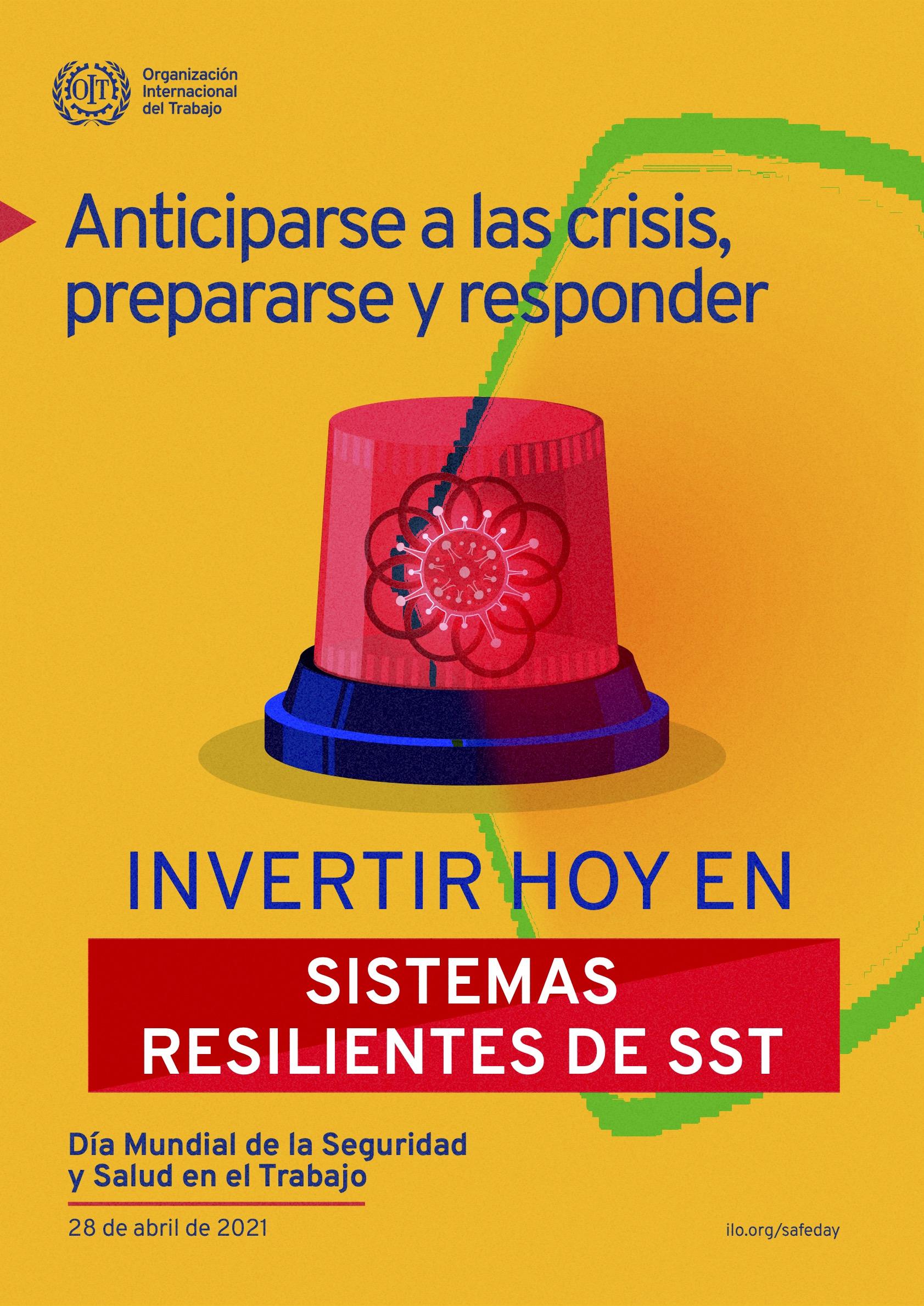 Día Mundial de la Seguridad y Salud en el Trabajo 2021 – OIT.