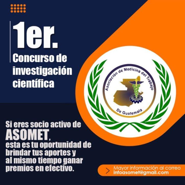 Concurso de Investigación ASOMET