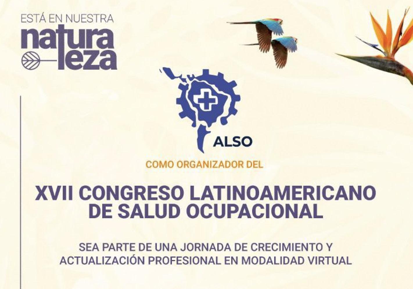 ASOMET en el XVII Congreso Latinoamericano de Salud Ocupacional.